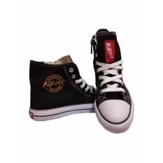 Berapa Harga Sepatu Sneaker Kzoot Marques Black White Di Jawa Barat