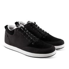 Sepatu Sneakers 527 Sepatu Kets Kasual Pria untuk jalan, santai, kuliah, sekolah ,kerja - Hitam