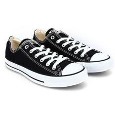 Sepatu Sneakers All Star clasic hitam putih