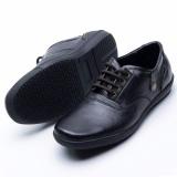 Harga Hemat Sepatu Sneakers Casual Pria Kulit Asli Untuk Formal Dan Non Formal Handmade Fordza 207Ht