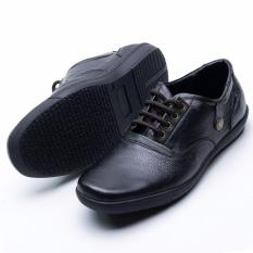 Sepatu Sneakers Casual Pria Kulit Asli Untuk Formal Dan Non Formal Handmade Fordza 207HT