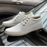 Beli Sepatu Sneakers Casual Pria Original Terbaru Country Boots Spliz White Online
