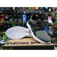 Sepatu Sneakers Pria - New Era Merrel Grey Black - Sepatu Murah