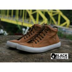 Sepatu Sneakers Pria Terkini Black Master Arl Dc Hitam Coklat Jawa Barat Diskon