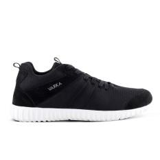 Sepatu Sneakers V 501 Sepatu Kets Casual Pria - Hitam