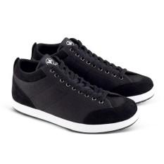Sepatu Sneakers V 502 Sepatu Boot Kets dan Kasual Pria - Hitam