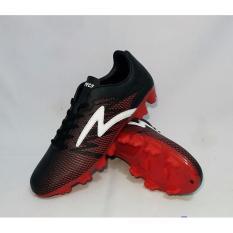Beli Sepatu Specs Bola Apache Fg Black Red Poppy White Online