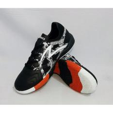 Sepatu Specs Futsal Metasala The Beast Black White Vermillion Indonesia Diskon 50