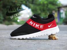 Sepatu Sport Nke Slip On Running GRADE/ORI / olahraga jogging fitnes
