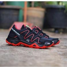 Sepatu sport PRIA - import quality - SALOMON M&S (Bisa Bayar Di Tempat)