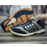 Harga Sepatu Sport Running Badminton Airquila Black Online Dki Jakarta