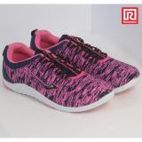 Ramayana Loggo Sepatu Sport Wanita Motif Garis Loggo 07970088 36 Murah