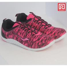 Toko Ramayana Loggo Sepatu Sport Wanita Motif Garis Loggo 07970128 36 Termurah