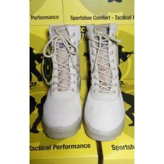 Sepatu Swat Combat 8 In Krem Gurun Original Boots Tactical Army Pdh Pdl 8 Shoes Murah