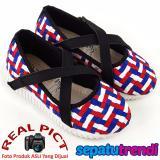 Beli Sepatu Trendi Sepatu Anak Perempuan Vt03 Merah Kredit