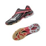 Sepatu voli Mizuno Wave Lightning Z3 - Black White Chinese Red ... d704095d1a