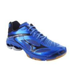 Sepatu voli Mizuno Wave Lightning Z3 - Strong Blue  Black  Black