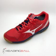 Sepatu Volley Mizuno Original Cyclone Speed Mars Red V1GA178007 BNIB b40ddbc774