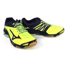 Sepatu Volly Mizuno Wave Lightning Z2 - Neon Yellow ( 100% Original ) - Dc67d7