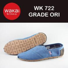 Berapa Harga Sepatu Wakai 722 Warna Biru Multi Di Indonesia