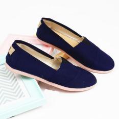 Sepatu Wakai Simple Wanita - Biru