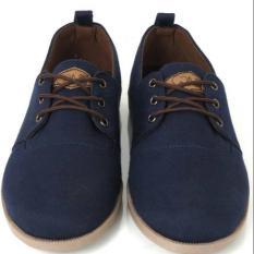 Sepatu Wakai Style Fashion Cowok Pria Keren Kuliah Slip On Santai Jalan Gaul Gaya Murah Hangout