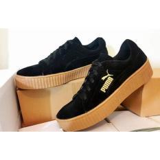 Jual Sepatu Wanita Cantik At 12 Hitam Original