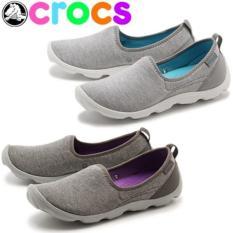 Sepatu Wanita Crocs All New Duet Skimmer Original Termurah - Tyzotg