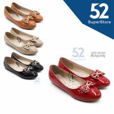 Harga Sepatu Wanita Dea Flatshoes 1612 29 120 Burgundy Size 36 40 Terbaru