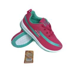 Jual Beli Ando Sepatu Running Wanita Lindsey Fushia Tosca