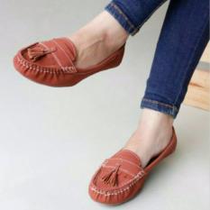 Spesifikasi Sepatu Wanita Flat Shoes Gratica Is09 Warna Bata Online