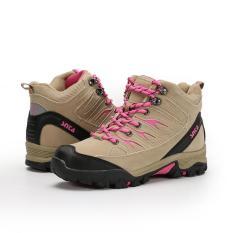 Beli Sepatu Wanita Hiking Gunung Outdoor Snta 605 Cicil
