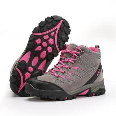 Spesifikasi Sepatu Wanita Hiking Gunung Outdoor Snta 605 Yang Bagus Dan Murah
