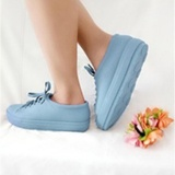 Beli Sepatu Wanita Jelly Sneakers Silikon Shoes Cewek Silicone Kets Dd6382Els Cicilan