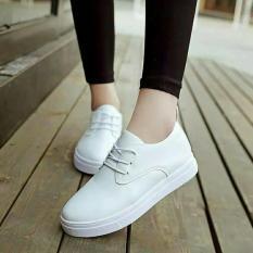 Spesifikasi Sepatu Wanita Kets Gisel Putih