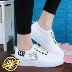 Promo Toko Sepatu Wanita Kets Hi Sneakers Wanita Lucu