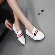 Sepatu Wanita Sepatu Batam Fashion Bally Classic Women AC 508-816