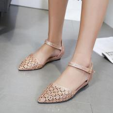 Sepatu Wanita Sepatu Batam Fashion Monna Vania Merlyn AC 929-D1