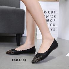 Sepatu Wanita Sepatu Batam Fashion Monna Vania Vanessa AC X6688-158