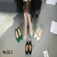 Sepatu Wanita Sepatu Batam Heels Monna Vania Darina AC#222-3