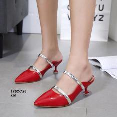 Sepatu Wanita Sepatu Batam Malone Soulier Heels AC#1702-726