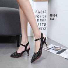 Sepatu Wanita Sepatu Batam Monna Vania Nebula AC 3990-5