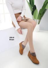 Sepatu Wanita Sepatu Batam Monna Vania Ringer Boot AC 550-B