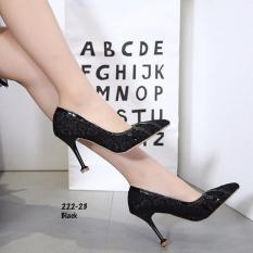 Sepatu Wanita Sepatu Heels Batam Monna Vania Darina AC#222-23