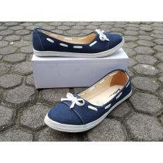 Diskon Sepatu Wanita Slip On Jeans A3 Shoes Jawa Barat