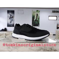 Sepatu Wanita Tomkins Venice Black White