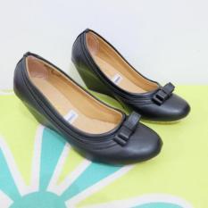 Sepatu Wanita Wedges Apmol Diskon