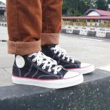 Harga Sepatu Warrior Classic Black White Hitam Putih Original Not Sepatu Kodachi Sepatu Dilan Terbaru