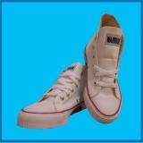 Harga Sepatu Warrior Classic High Cut White Asli