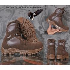 Ulasan Tentang Sepatu Zimzam Delta Res Revo